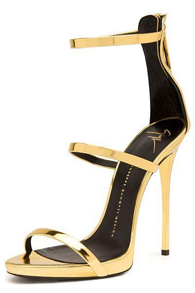 Tendance Chaussures  Giuseppe Zanotti  Shoes  2015 Spring-Summer  Tendance &…