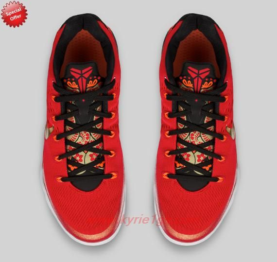 Buy Cheap Nike Kobe 9 Elite Low Cheap sale Bright Mango-Cannon-M