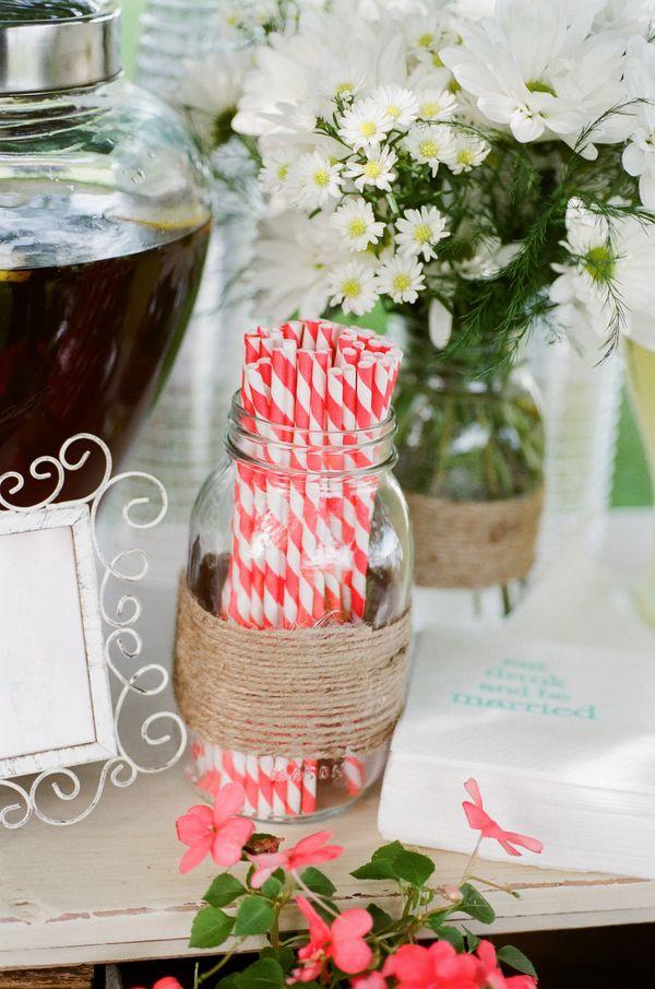 stripes, shabby chic, burlap, Summer, romantic , woodland, classic, rustic, whimsical-bright, decor, diy, drink, food, reception, wedding, Maryland