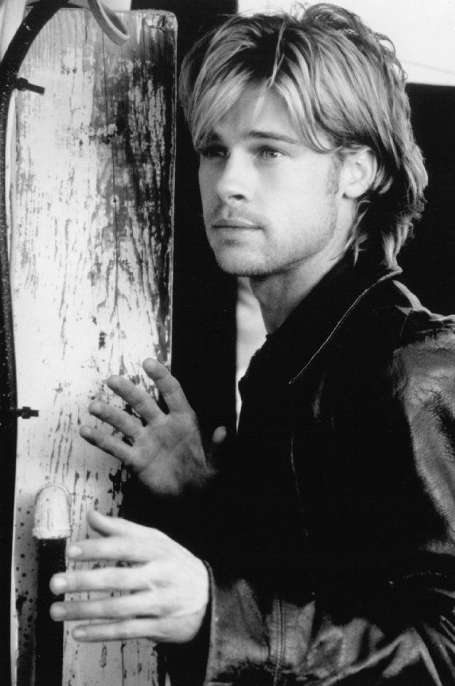 Still of Brad Pitt in The Devil's Own