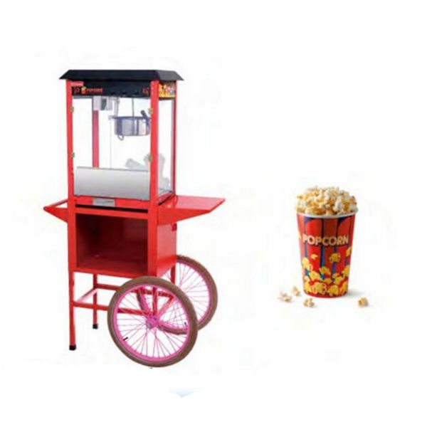 chinacoal03 1.Flexible customized commercial gas popcorn machine price Keywords: popcorn machine , commercial popcorn machine , popcorn machine price , gas popcorn machine , industrial popcorn machine , popcorn making machine, industrial popcorn making machine Flexible customized commercial gas popcorn machine price Introduction 1. Surrounded by heat-resistant tempered glass and all-round display process for making Popcorn, safety and health. 2. Highly efficient heating and insulation…
