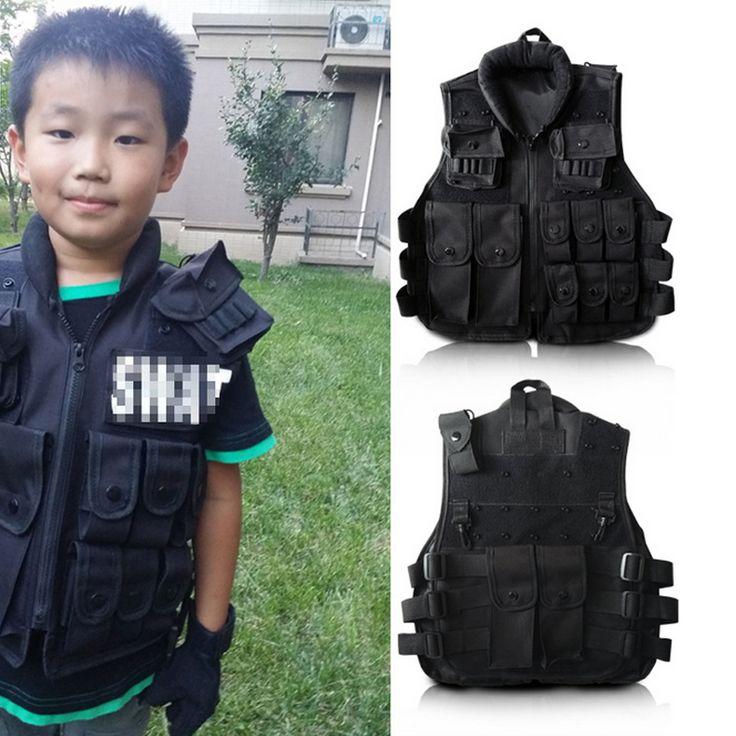 Nerf Tactical Vest Jacket Toy Guns Clip Nerf Darts Kit nerf new outdoor children training combat clothing tactical vest