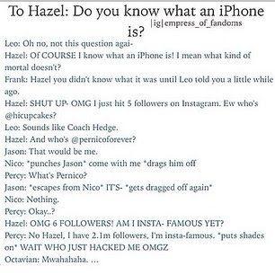 iPhone followers