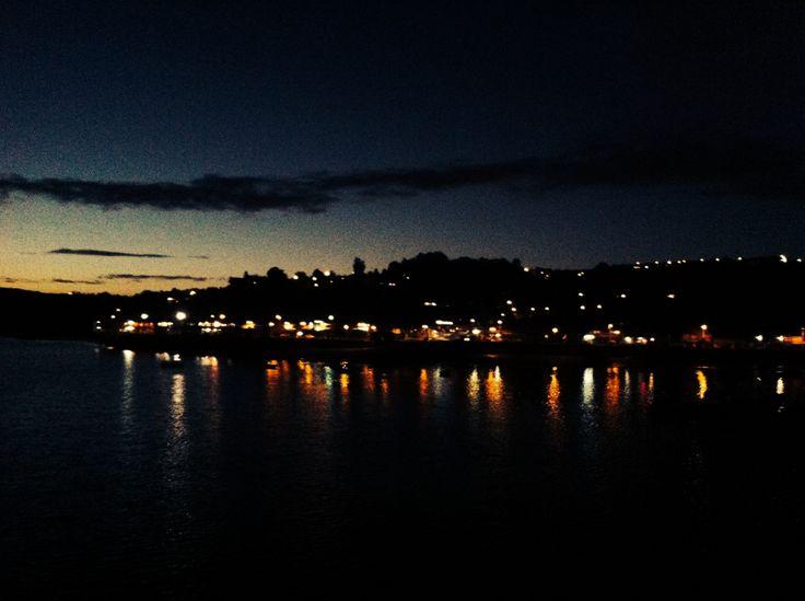 Puerto Montt, Región de Los Lagos, Chile.