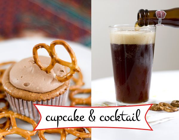 Nutella frosting & beer cupcake: Cupcakes Http Bit Ly Hio7Xz, Beer Cupcakes, Pretzels Cupcakes, Nutella Frosting, Cupcakes Http Bit Ly Hta034, Cupcakes Httpbitlyhazgch, Cupcakes Http Bit Ly Hazugl, Cupcakes Http Bit Ly Hazgch, Beer Pretzels