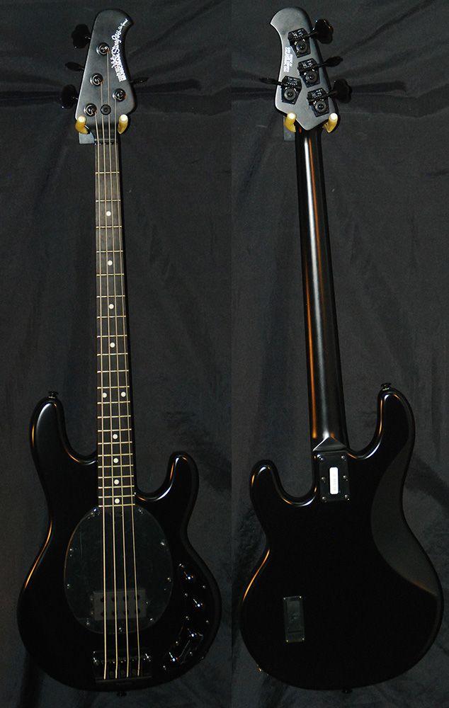 MUSICMAN STINGRAY 4 Bass   Bass Guitars for Sale   BassCentral.com