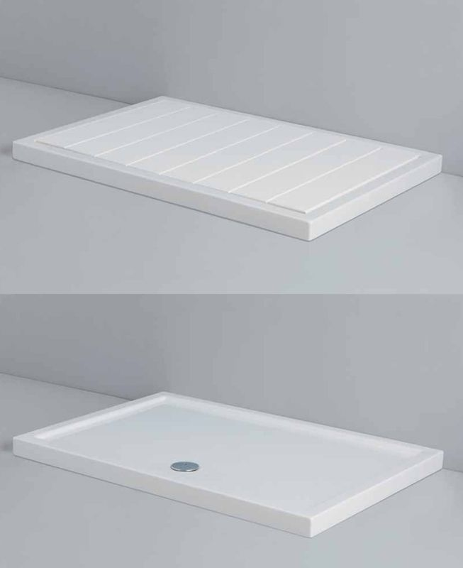 Simplicity and precision in a product that is perfect for any bathroom interior, from classic to the more linear and minimalistic styles, an...