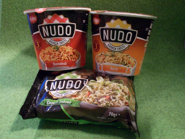 Domatesli, Körili, Soğanlı ve Sebzeli Çeşnili… #Nudo'nun başka hangi çeşidi olsun isterdiniz?