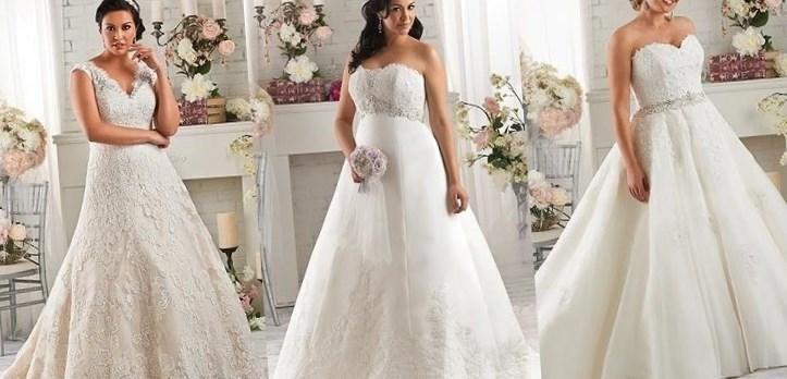 Кремовое свадебное платье на полных - http://1svadebnoeplate.ru/kremovoe-svadebnoe-plate-na-polnyh-2880/ #свадьба #платье #свадебноеплатье #торжество #невеста