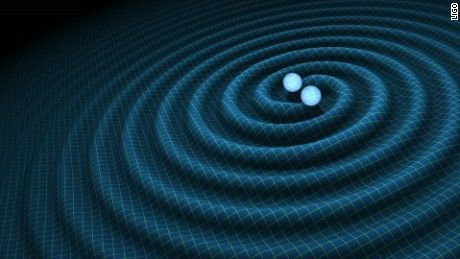 """On Thursday, scientists are expected to declare they have detected gravitational waves. 'If true, they """"will open a new window on the universe,"""" says physicist.'  CNN 2.10.16"""