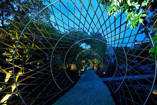 Simon Laws Anthill Constructions - Lychee Garden - en.presstletter.com