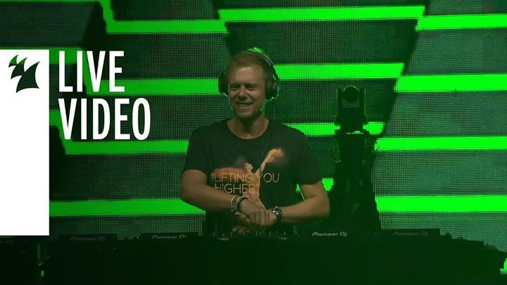 Armin Van Buuren Feat Candace Sosa Runaway Live At A State Of