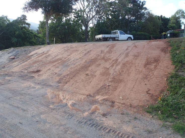 Road Bulk Earth Works