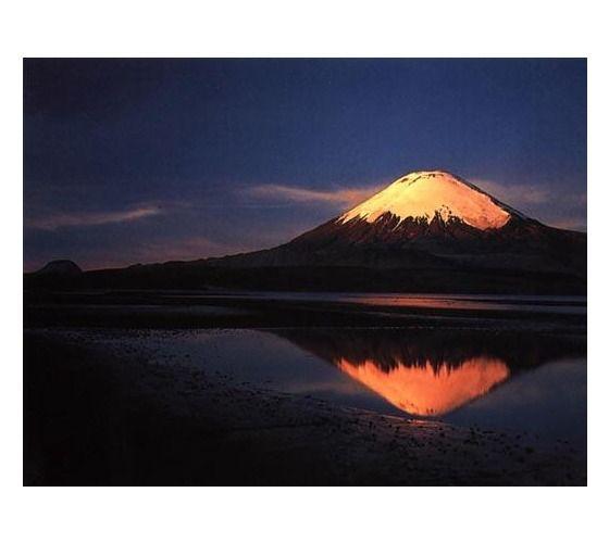 CHILE   Parque Nacional Lauca, una maravilla en el altiplano chileno   Parque…