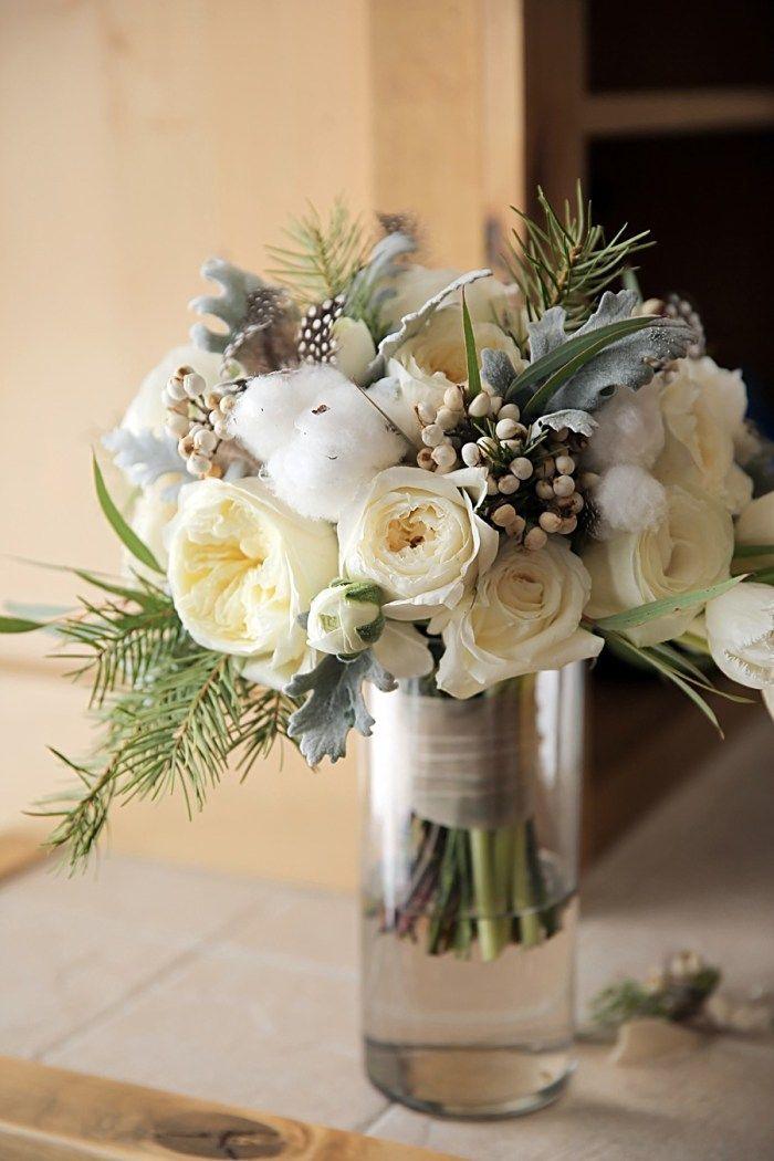 Le migliori 25 idee per bouquet da sposa in cotone su Pinterest-6581