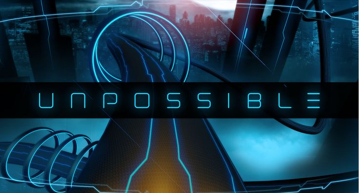 #Unpossible is a fast as hell racing game where gamers have to steer around a stark pipe and prevent incoming difficulties as long as possible.