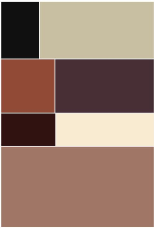 Can You Guess These Movie Titles Based On Their Color Palettes? - DesignTAXI.com