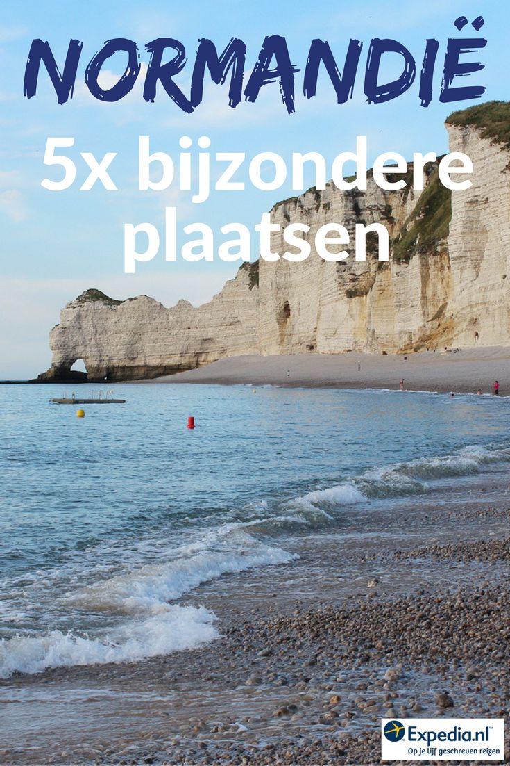 5x bijzondere plaatsen in Normandië, Frankrijk || Expedia.nl