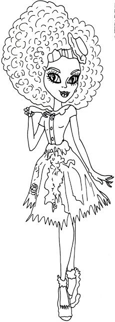 swamp monster coloring pages | 217 best images about Coloring Pages. on Pinterest ...