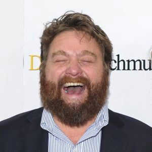 Zach Galifianakis :):):):):)