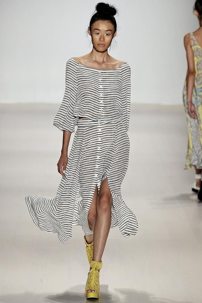 Nanette Lepore Spring 2015 Ready-to-Wear - Collection - Gallery - Look 1 - Style.com