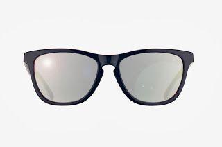 Gafas de sol sporty chic - Sporty chic sunglasses - Oakley Frogskins Lx Oo2043