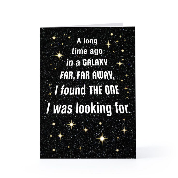 Best 25 Star wars love quotes ideas – Romantic Birthday Card Sayings