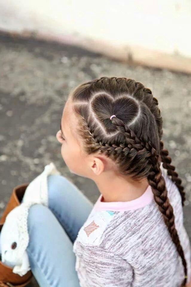 Fun hair stiles