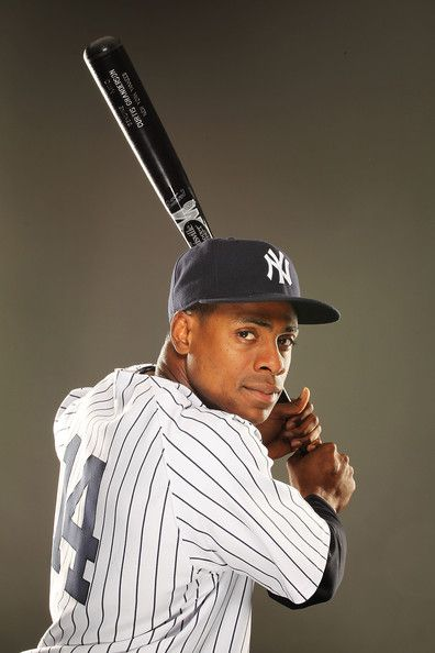 Curtis Granderson #14 of the New York Yankees poses for a portrait on Photo Day at George M. Steinbrenner Field on February 23, 2011 in Tampa, Florida.