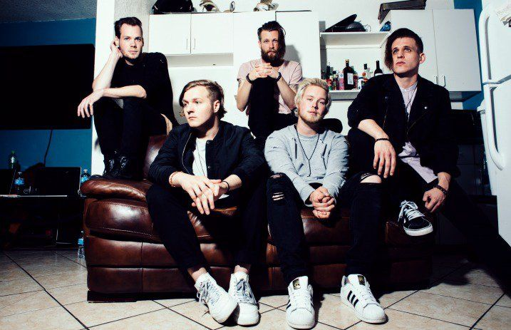 """Too Close To Touch release haunting new music video for """"Sympathy""""—watch - News…"""
