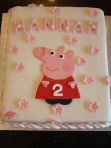 EDIBLE-PINK-PEPPA-PIG-AGE-NAME-BLOSSOM-FLOWER-GIRLS-BIRTHDAY-CAKE ..., 225x300 in 17.7KB