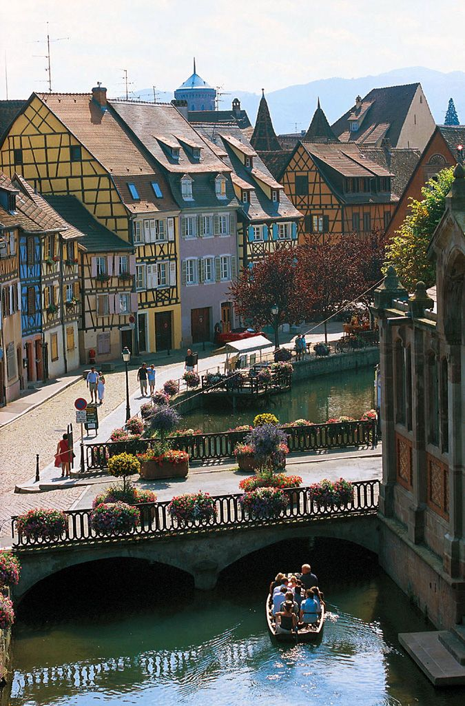 Colmar France...where my lil bro lives now :). Can't wait to go visit!!!