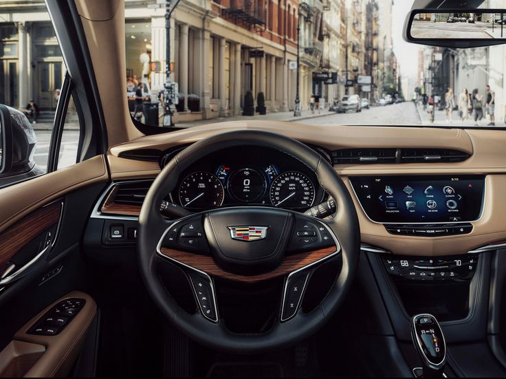 The 2017 Cadillac Xt5 Crossover Today Was Named To 2016 Wards 10 Best Interiors List