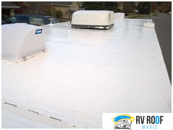 Pin On Rv Roof Coating