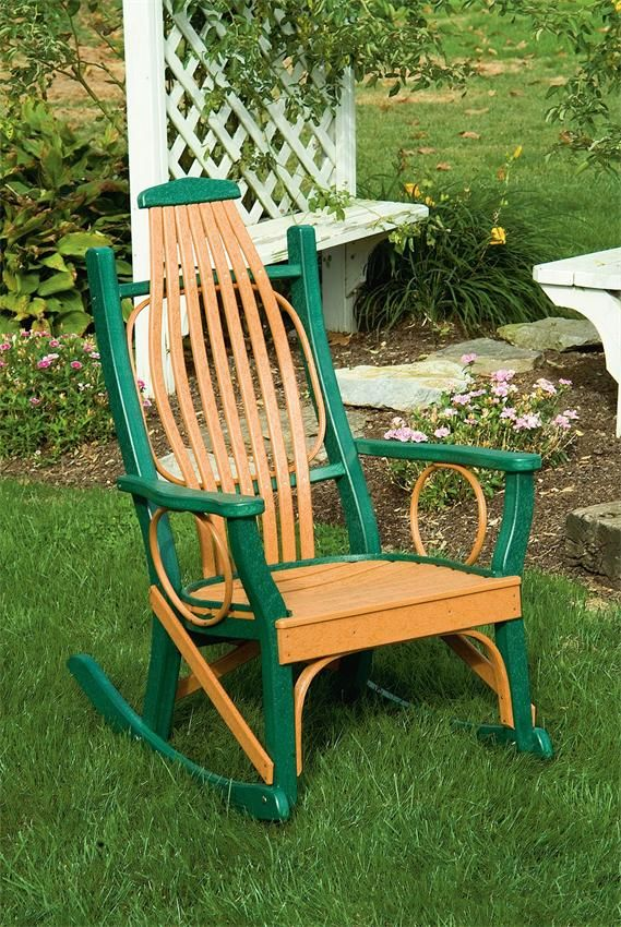 20 Best Images About Amish Glider Rocker On Pinterest
