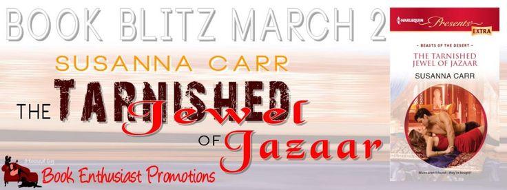 The Tarnished Jewel of Jazaar Book Blitz - http://roomwithbooks.com/the-tarnished-jewel-of-jazaar-book-blitz/