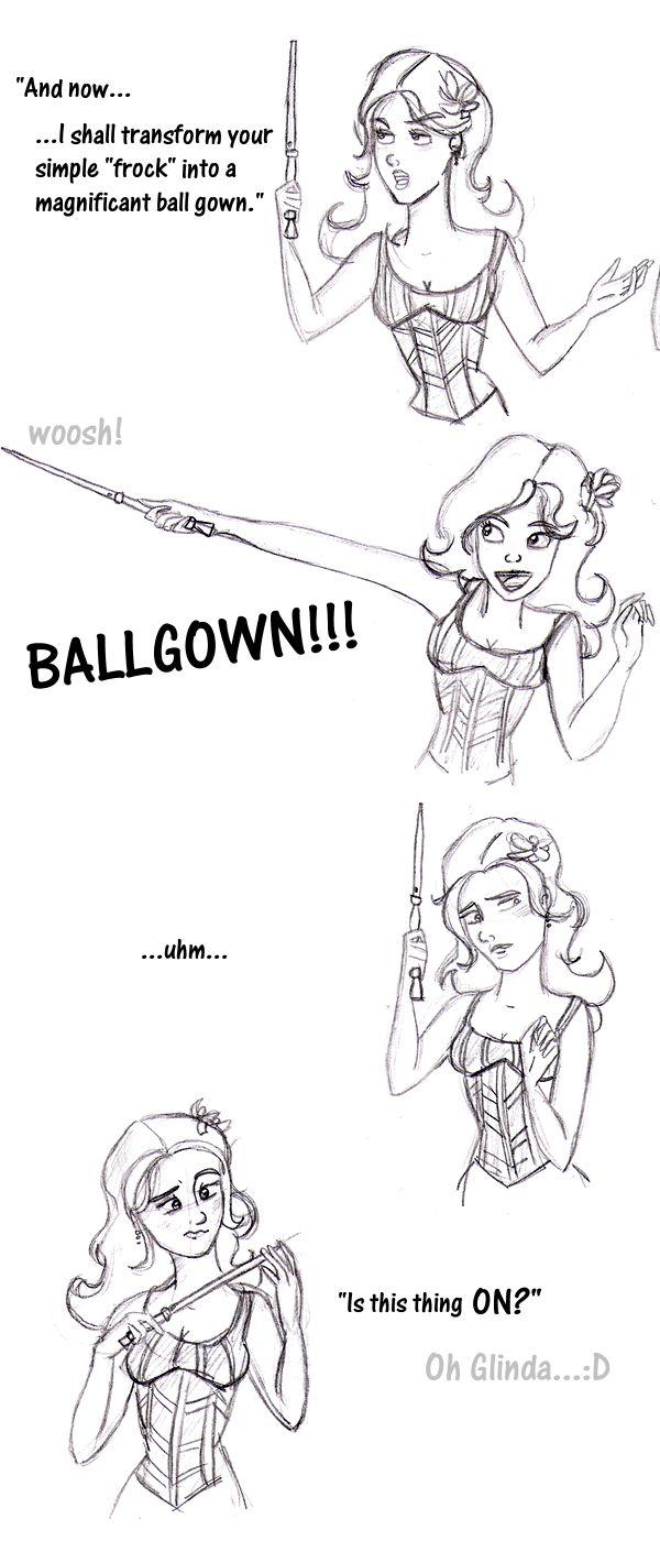 Ballgown Scene - Wicked by misha0136.deviantart.com on @deviantART