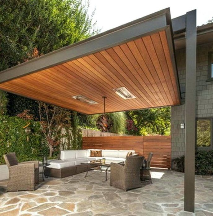 15 Winning Mid Century Modern Patio Cover On Magazine Home Design