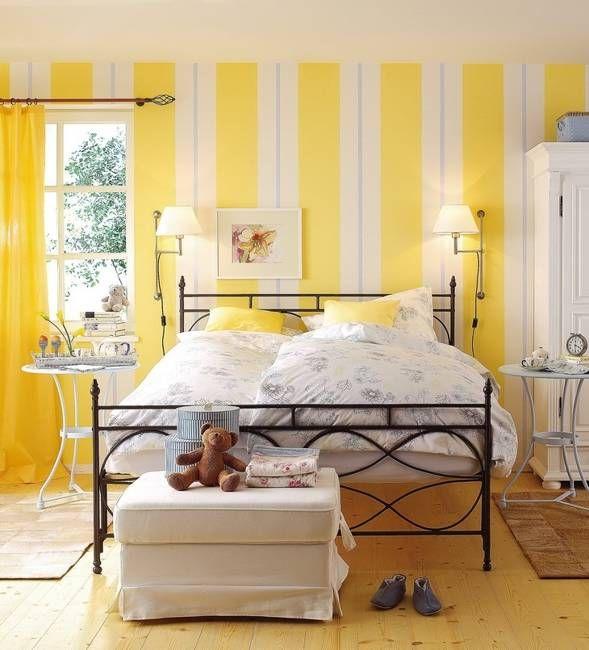 Vertical Stripes In Modern Interior Design, 25 Room Decorating Ideas