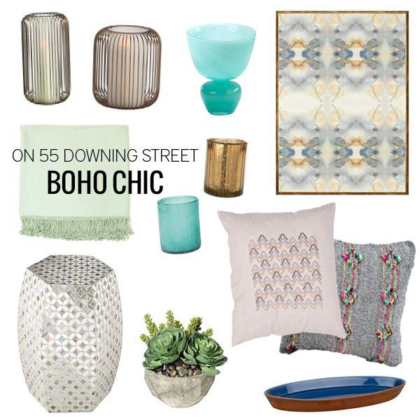 Bohemian Chic Decor | Home Interior Boho Chic Decor Bohemian Decorating Ideas X