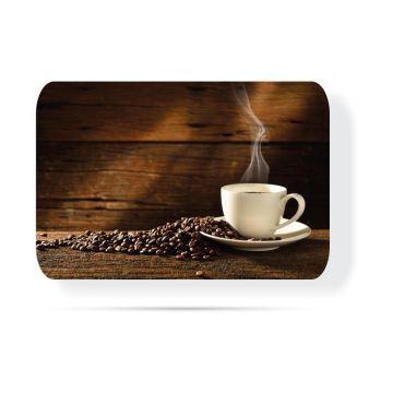 20 x 30 Kahve Cam Tabla 147663860
