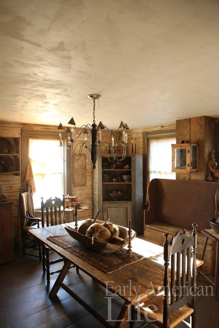 908 best Primitive Interiors images on Pinterest | Primitive decor ...