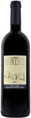 Super Duper Super Tuscan - Tenuta Monteti