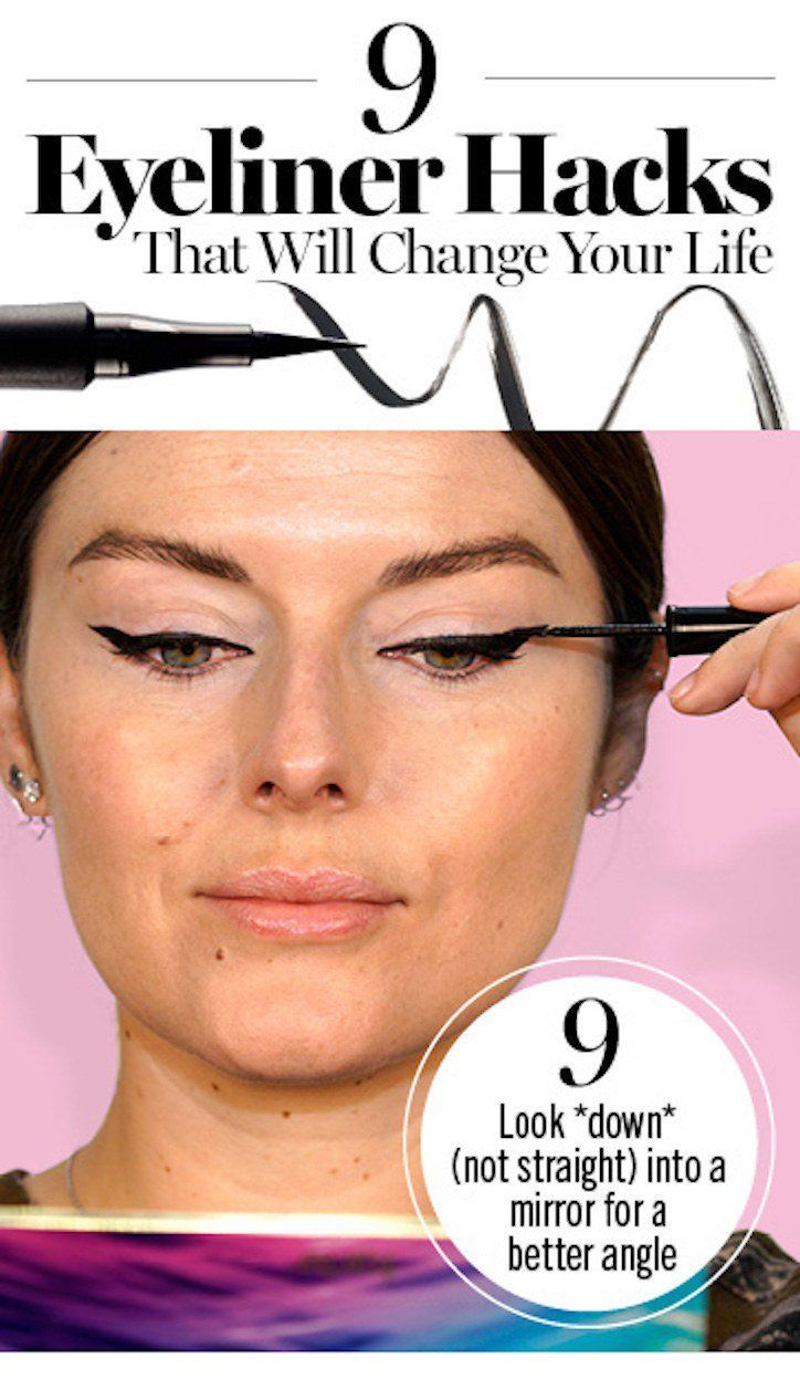 Why not try something new eyeliner looks? We have rounded up 9 totally different eyeliner looks (for all skill levels) that will hopefully inspire you to draw beyond the line.