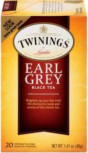 ***Earl Grey Black by Twinings