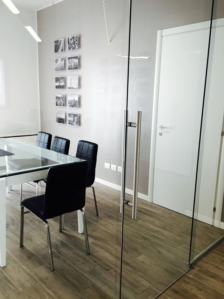 Sala riunioni #office #milano #realestate