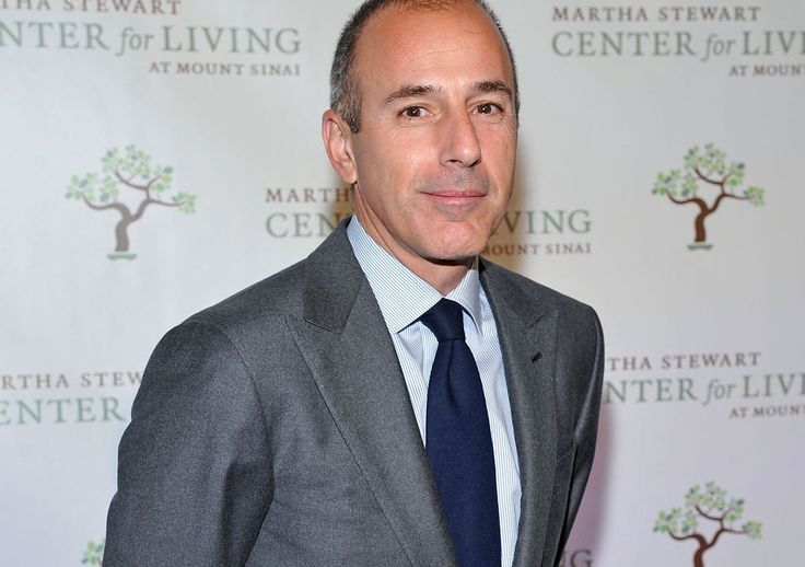 NBC Terminates 'Today' Show Host Matt Lauer for Inappropriate Behavior at Workplace