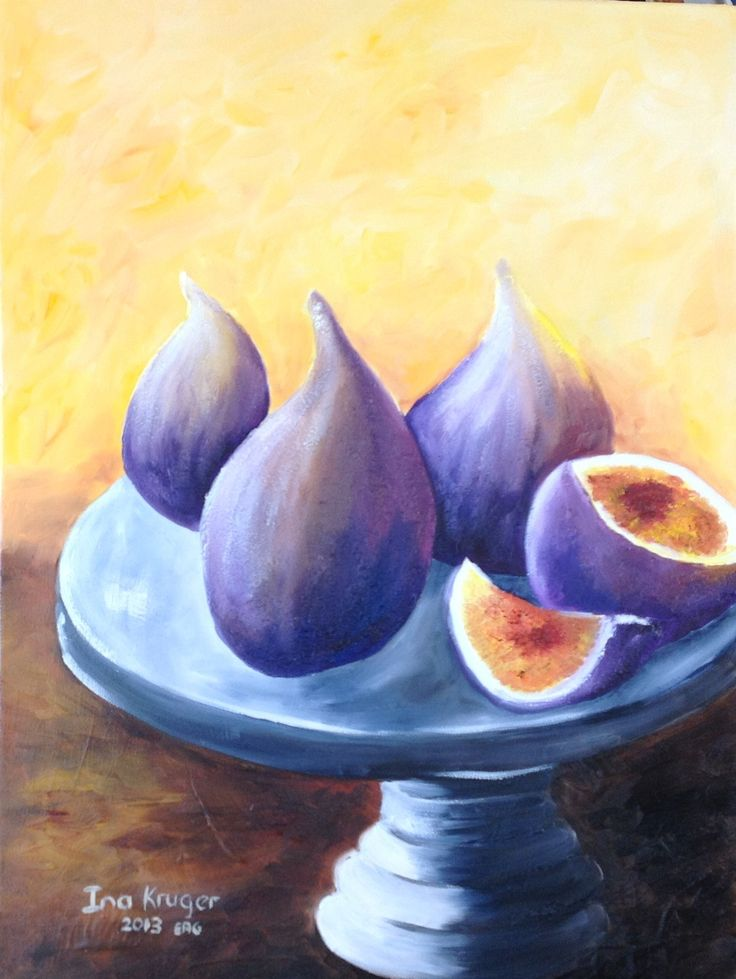 Figs by Ina Kruger