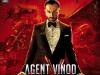 Agent Vinod is an Indian action spy film written and directed by Sriram Raghavan. The film was produced by Saif Ali Khan under his banner of Illuminati Films, features the actor in the title role alongside Kareena Kapoor.