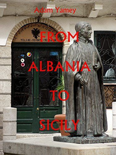 "Albanians who have lived in Sicily since 1400 ...""From Albania to Sicily"" by Adam Yamey, http://www.amazon.co.uk/dp/B00N5CL932/ref=cm_sw_r_pi_dp_OJyaub18FQANT"